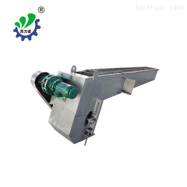 雨水泵站栅条式粗格栅除污机