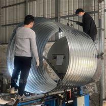 南沙可靠的螺旋风管厂家