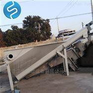 LSSF碳钢螺旋砂水分离器