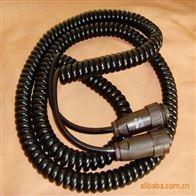 起重升降机弹簧螺旋电缆