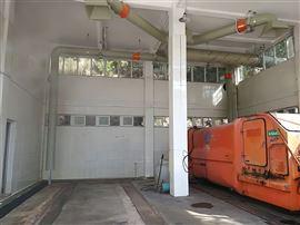 垃圾站中转站喷雾除臭
