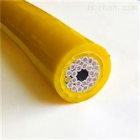 lh514电动铲车聚氨酯双层卷筒电缆