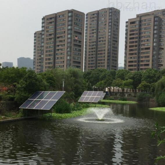 人工河增氧造流曝气机