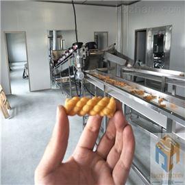 SPYZ-7000全自动小麻花油炸机直销厂家