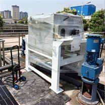 磁混凝污水装置-车载式磁污水处理设备