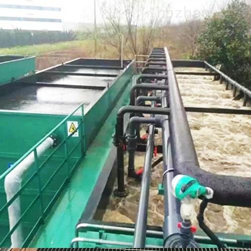 磁絮凝黑臭河道氨氮处理装置