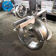QJB-W水平螺旋桨泵型号