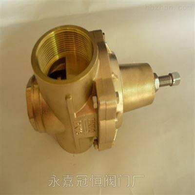 郑州YZ11X-16T304丝扣带压力表不锈钢减压阀减压阀系列阀门