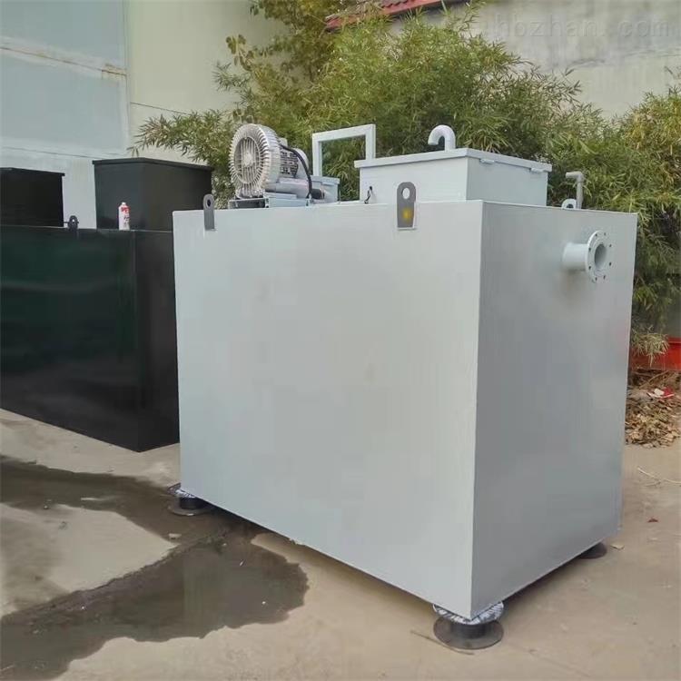舟山美容诊所污水处理设备型号