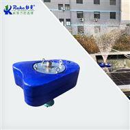 太阳能光伏喷泉曝气机