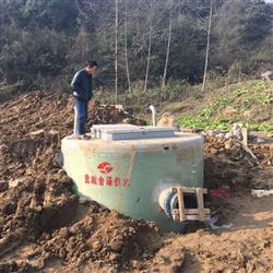 JZ-1200-2000农田灌溉一体化预制泵站