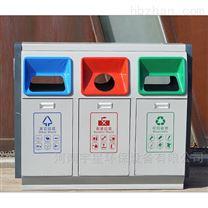 郑州三分类垃圾桶生产厂家|商丘果皮箱批发