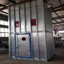 木器加工厂专用长方形除尘器设计方案