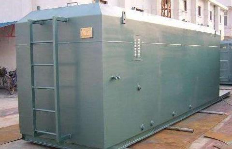 黑龙江生活污水处理设备