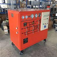 高精度SF6气体抽真空充气装置