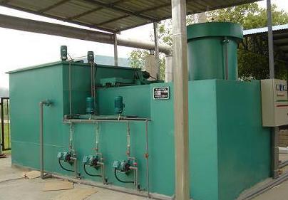 大庆小型工业污水处理设备