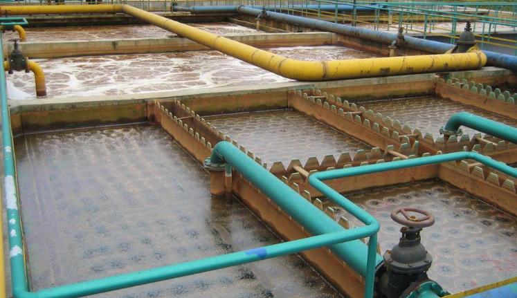 长乐污水处理成套设备