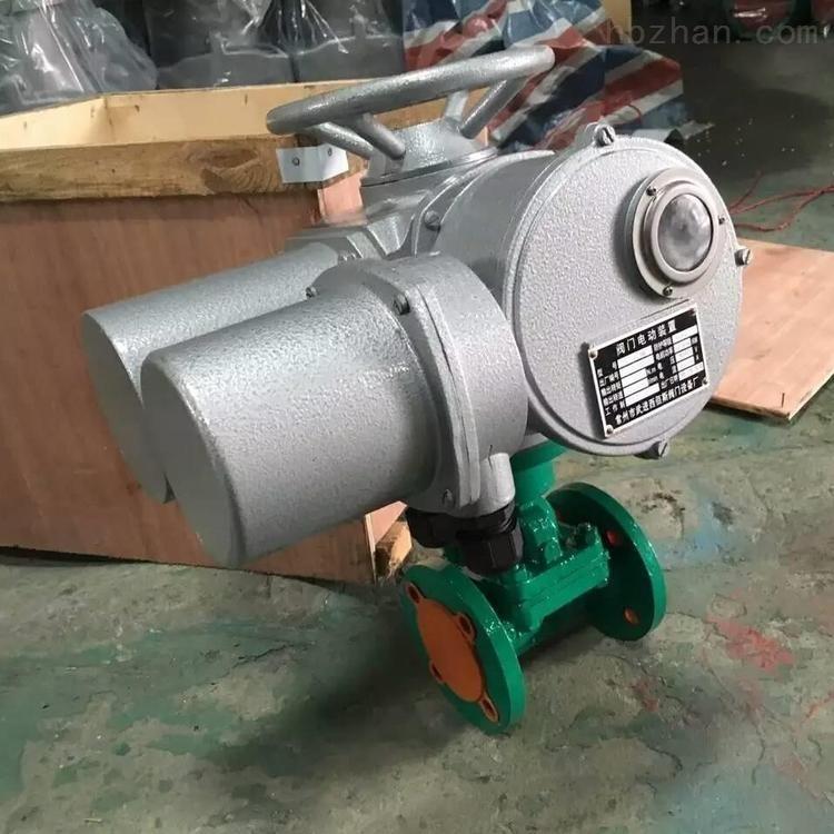 G941J 电动衬胶隔膜阀