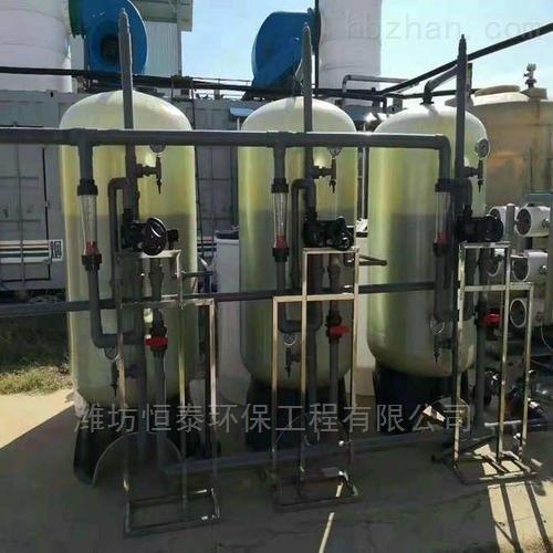 扬州市除铁锰过滤器的安装注意事项