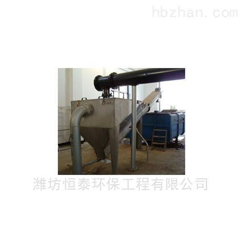 砂水分离器的操作安装