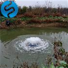 涌泉式喷泉曝气机