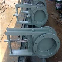 厂家生产插板阀 电动气动 手动圆形