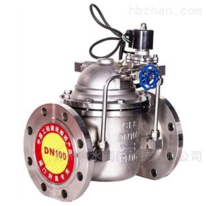 600X水利电动控制阀