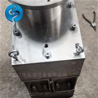 DFS-300不锈钢单鼓粉碎型格栅