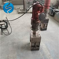 WFS-200定制款粉碎格栅除污机