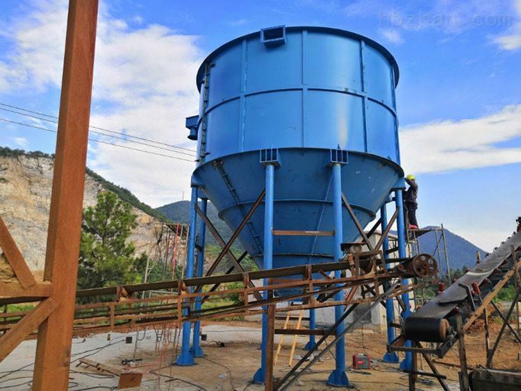 新型洗沙污水处理设备