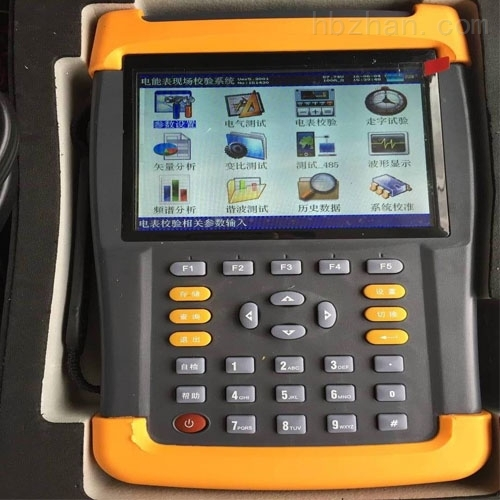 便携式三相电能表校验仪报价