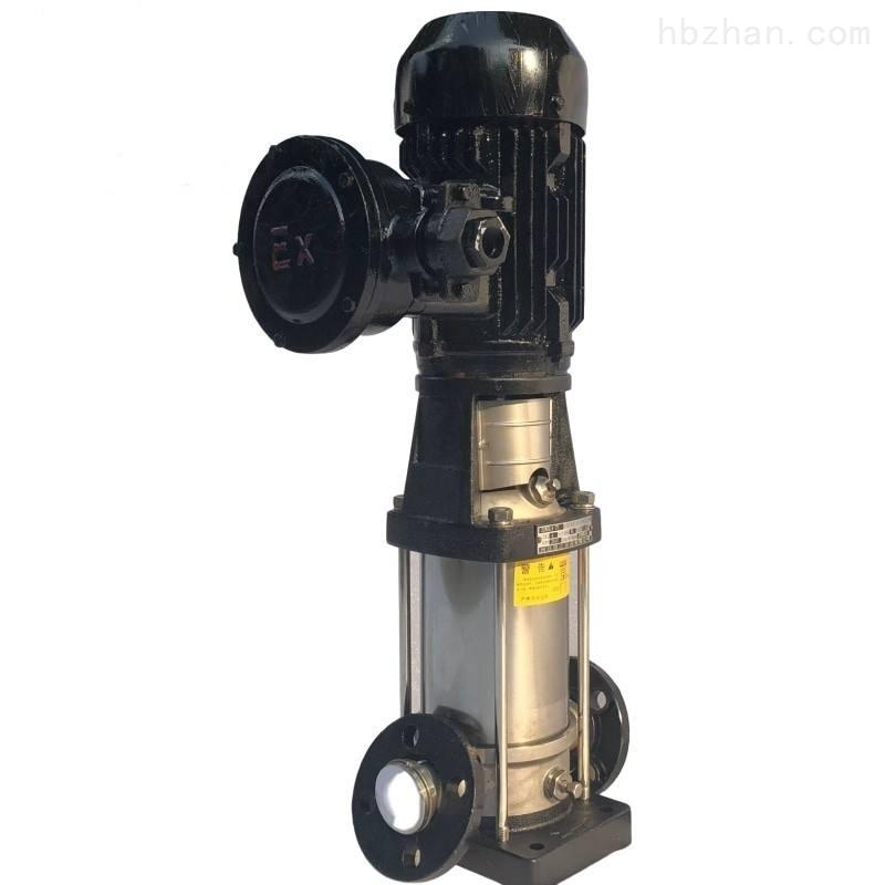 立式多级泵价格