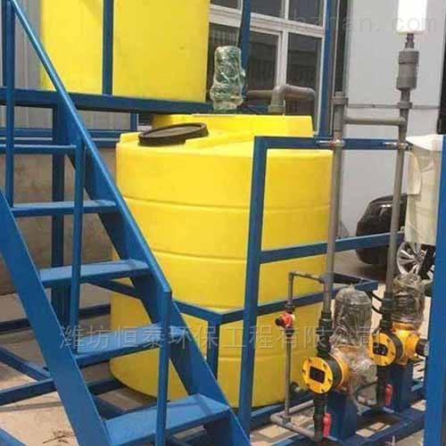 上海市上下桶式加药装置本地生产