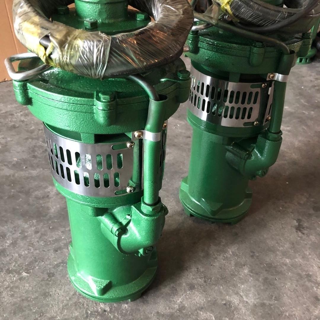 QY三相油浸式潜水电泵