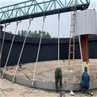 ZBGN周边传动桥式刮泥机安装