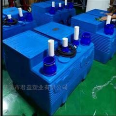 滚塑OEM代加工 PE材质污水提升器外壳