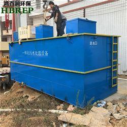 WSZ-50蔬菜清洗污水处理设备|鸿百润环保