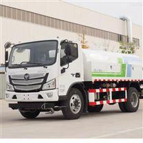 可以上京牌的灑水車 綠化噴灑車