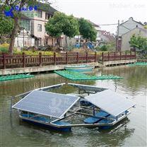 太阳能治理河道解层曝气机