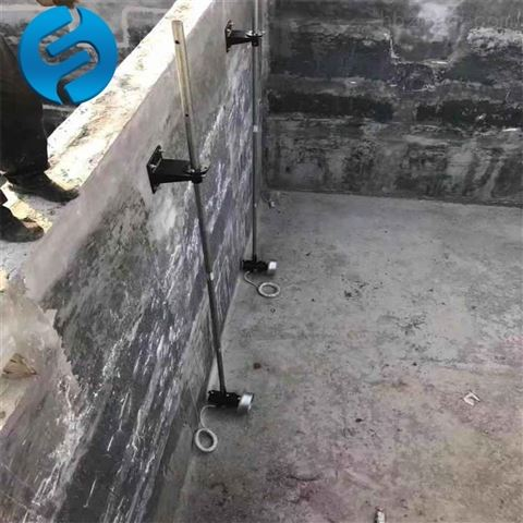 厌氧池高速潜水搅拌器