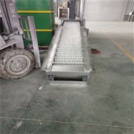 不锈钢回转式机械格栅拦污机