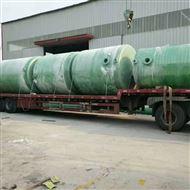 云南专业地埋式预制泵站设计标准