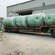 金海源专业地埋式预制泵站选型