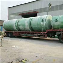 金海源專業地埋式預制泵站選型
