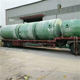 甘肃专业一体化污水提升泵站厂家