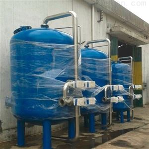 污水处理活性炭过滤旁流过滤器