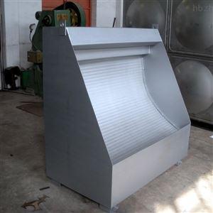 HT污水处理设备水力筛固液分离器