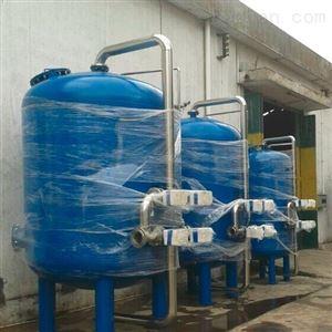 HT污水处理多介质机械过滤器