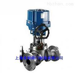Q642F/Q642H電動Y型三通球閥