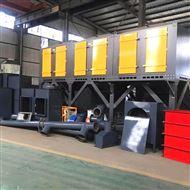 hz-14催化燃烧器 化工厂必备环保设备